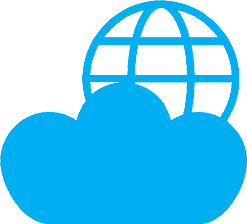 cloud services icon